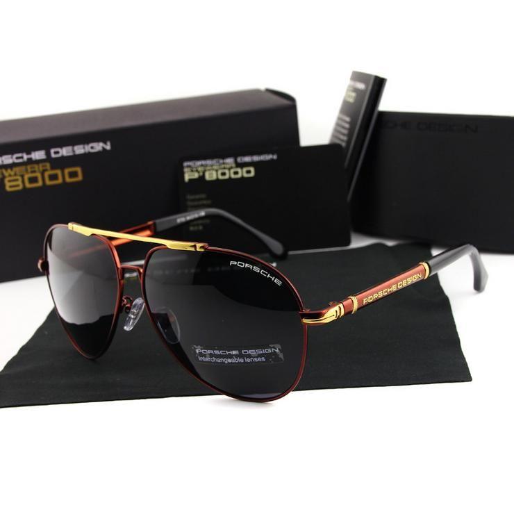 00a8ec29406 2018 Men s Polarized Sunglasses The New High-end Luxury Brand Men s ...