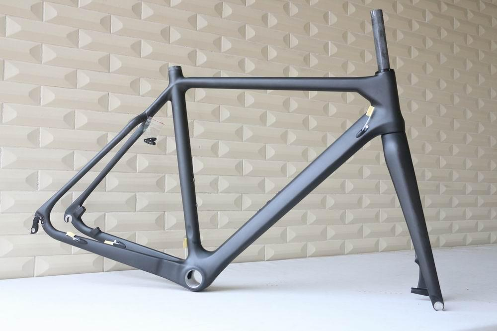 Newest Di2 Disc Brake Carbon Cyclocross Bike Frame Newest ...