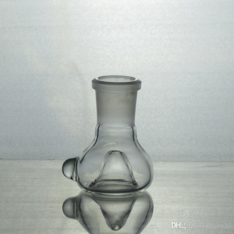 18.8mm Glass bongs smoking accessories female glass bowl supply for glass water pipes
