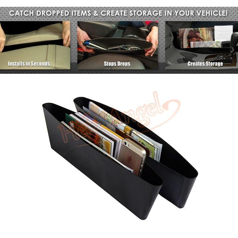 2017 Autositz Gap Aufbewahrungsbox Auto Styling Autositz Pocket Catcher Organizer Store für Auto Sitz Kostenloser Versand