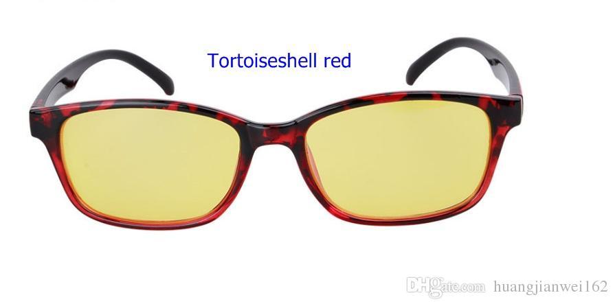 무료 배송 Men Goggle Anti-UV Sunglasses 여성 야간 투시경 고글 안경 운전 방호 안경 반스
