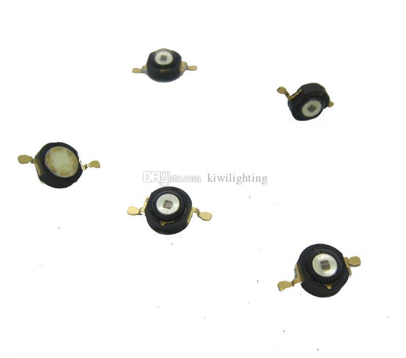 1W IR赤外線850nm高電力LEDライト1.4-1.7V DC 350-500mA 60度/ 120度