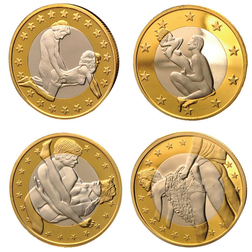 Sex picture coin