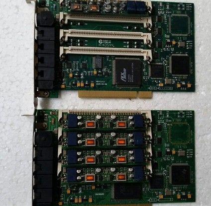 100% de trabalho Para DONJIN DI 2E1 D320 / 640E1-PCI / OpenVOX A800P asterisco / SHT-8B / PCI / TDM2400P REV A3 / mr3116v3 dt-h-f-z lr1-16