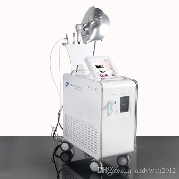 Multipolar Rf Oxygen Jet Peel Skin Care Water For Skin