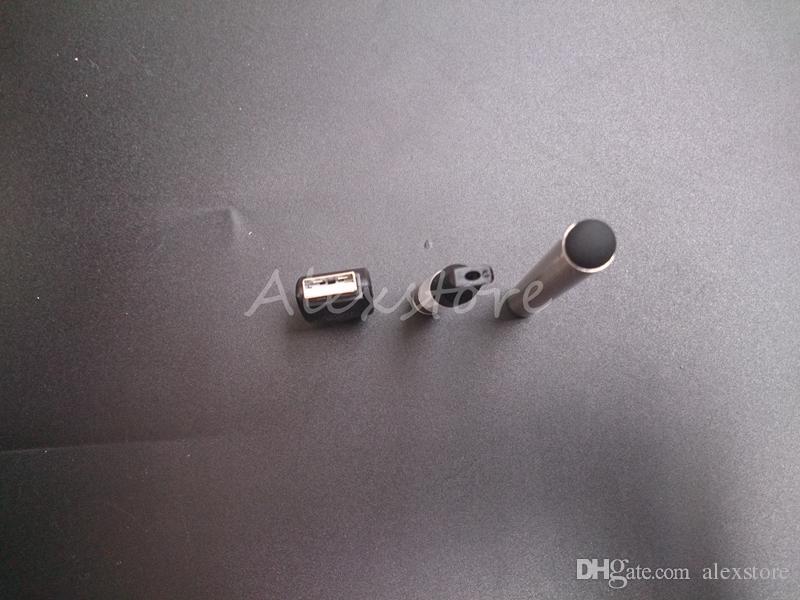 BUD touch vaporisateur kit de démarrage O stylo réservoir ce3 atomiseur cartouche d'huile 0,5 ml avec 510 batterie 280 mAh stylo à vapeur