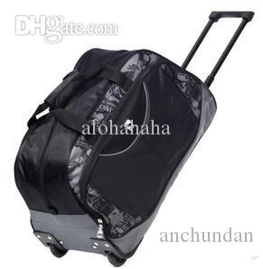 Wholesale Unisex Trolley Travel Bag With Rolling Wheels Luggage ...