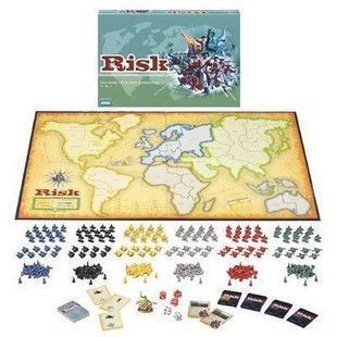 전세계 무료 배송 보드 게임 RISK 영어로 된 대담한 게임 보드 게임과 노인에게 적합합니다.