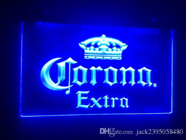 b-42 Corona Extra пивной бар паб кафе светодиодный неоновый свет знак