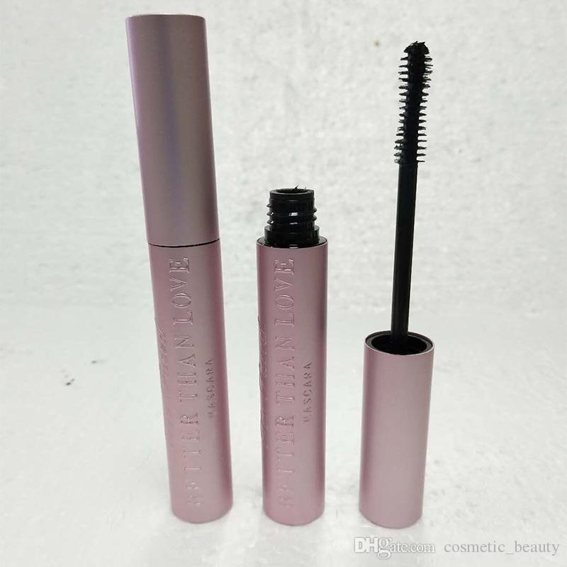 Disponible de alta calidad! Nuevo Faced Better Than Love Mascara Maquillaje LASH Mascara negro Envío DHL a prueba de agua