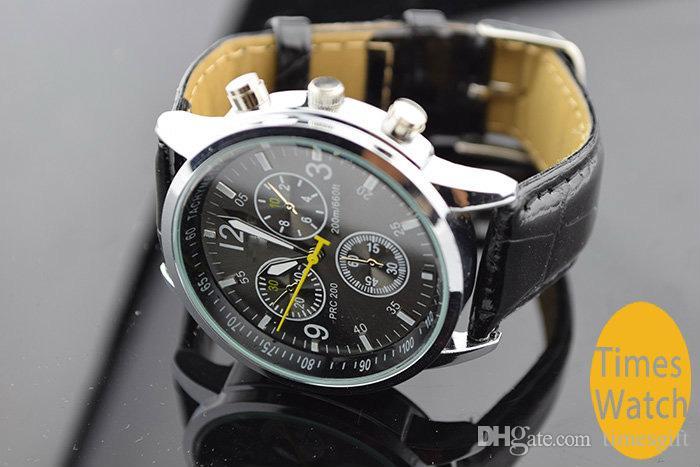 2015 nova marca de moda curren pulseira de couro relógio relógio uartz dress watch para homem casual relógio de pulso