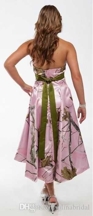 Rosa Camo Vestidos de Casamento Vitnage Sheer Tule Mancha Fita A-line Halter Voltar Zipper duas Peças Elegantes Vestidos de Novia Vestidos de Noiva