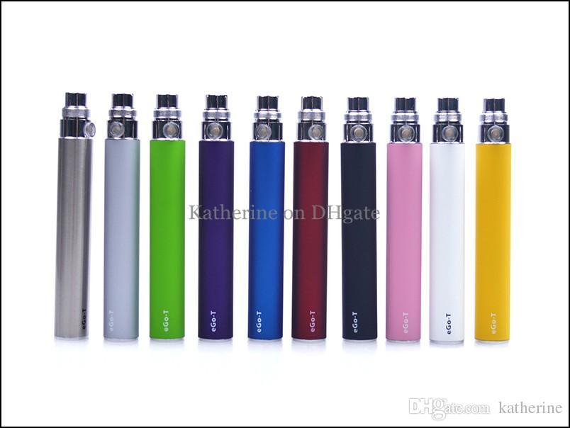 GS-H2 eGo-T Single Kits 650mah 900mah 1100mah Battery GS - H2 Atomizer Electronic Cigarette E Cigarette as CE4 CE5 CE6 Starter Kits Instock