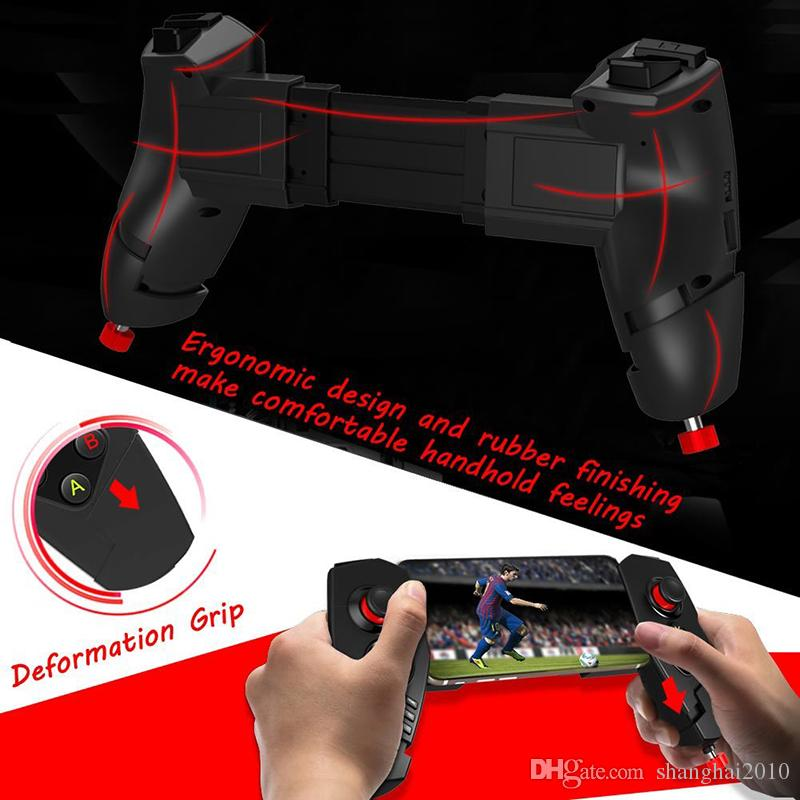 IPEGA PG-9055 Red Spider Drahtloses Bluetooth Gamepad Teleskop-Gamecontroller Gaming Joystick Für Android IOS Tablet PC 20st