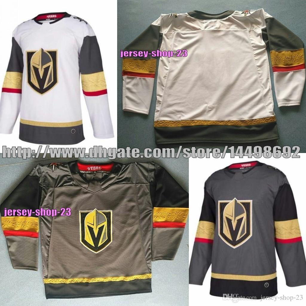 buy popular 623de fe6bd Vegas Golden Knights 2017-2018 Custom Any Name and Any Number 88 Schmidt  Nate Hockey Jersey Men 100% Stitched Embroidery Hockey Jerseys