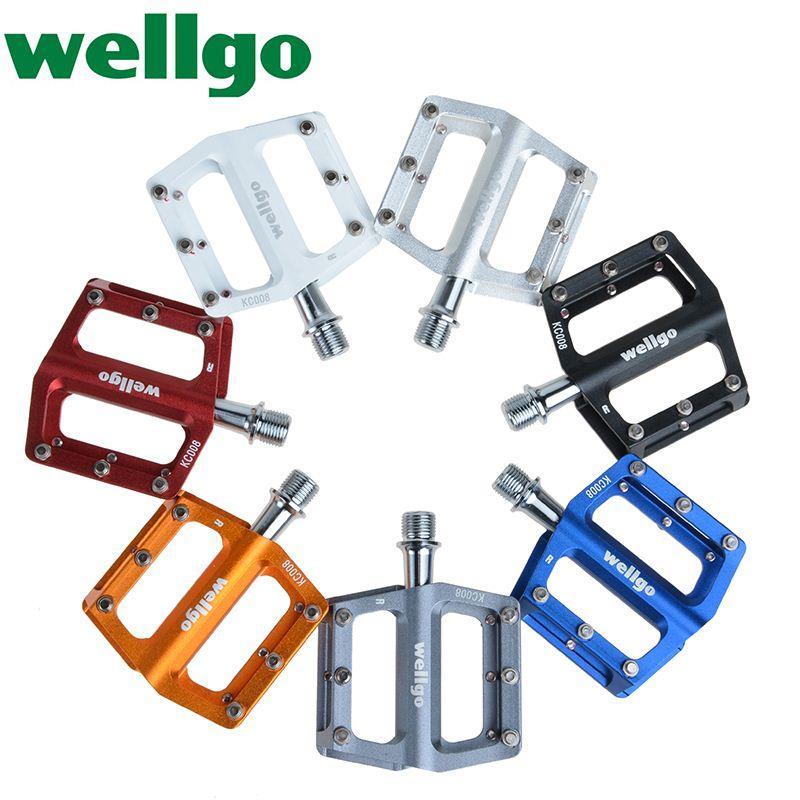 Online Cheap Wellgo Kc008 Bike Bicycle Ultralight Aluminum