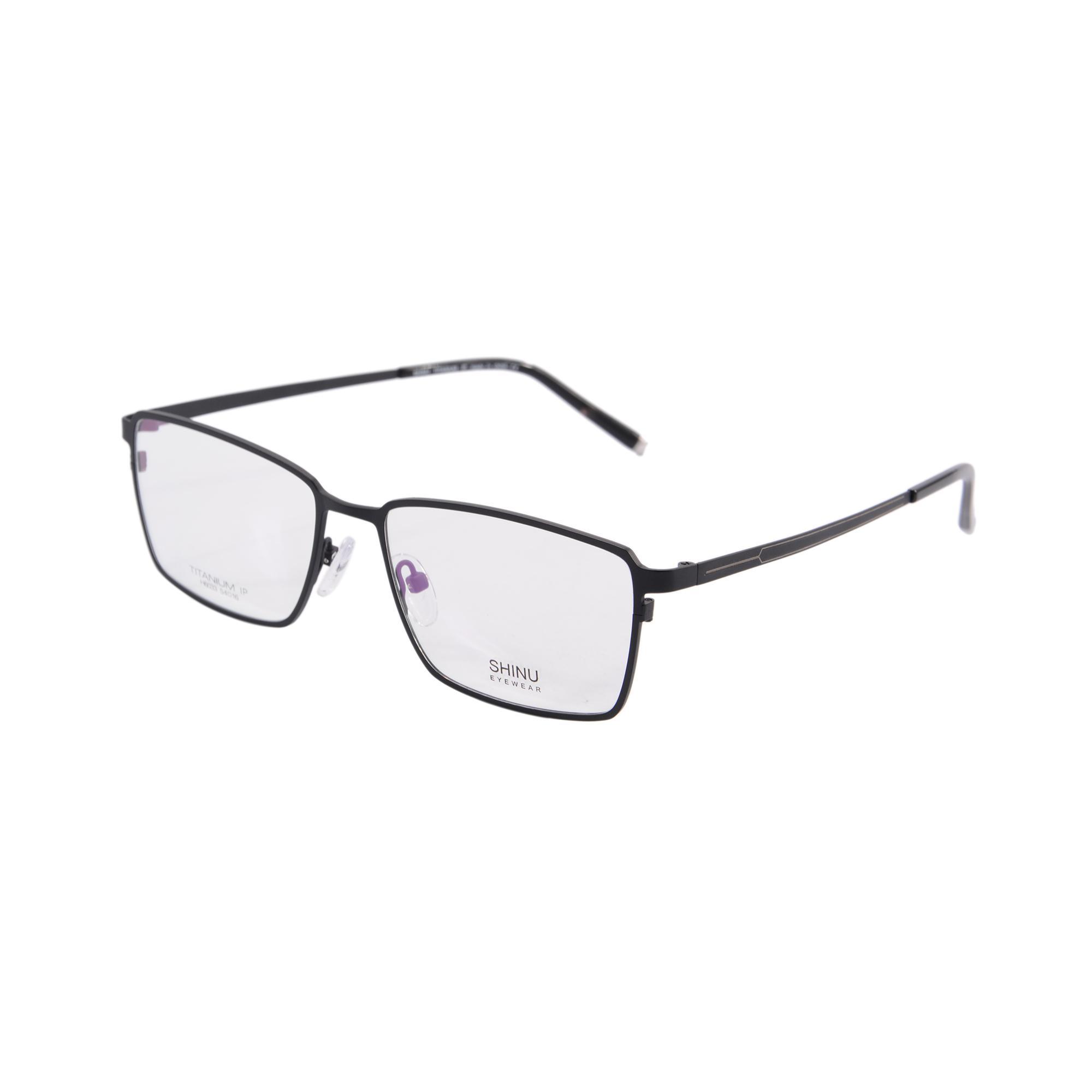Großhandel Shinu Titanium Brillengestell Optisches Rezept Eyeglasse ...