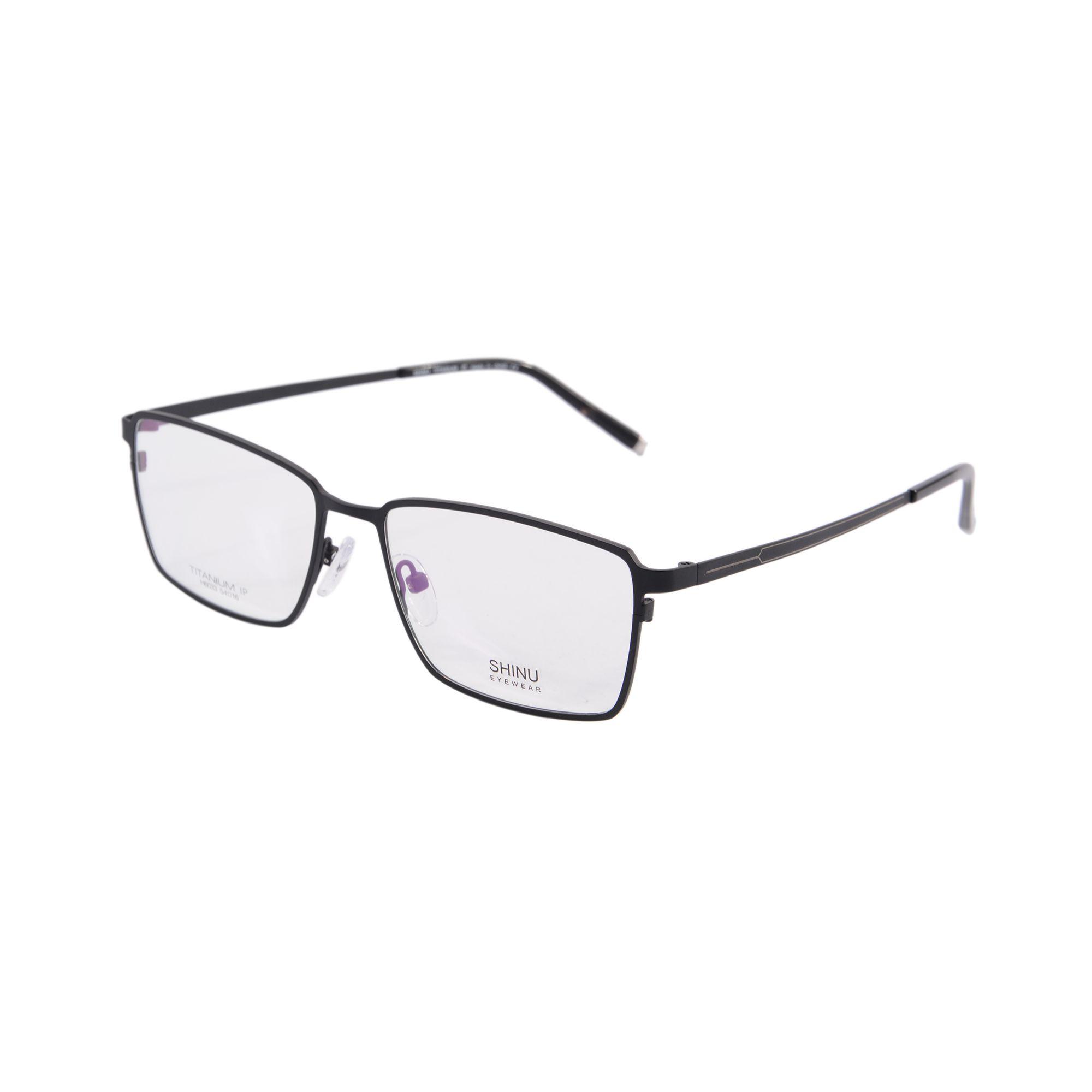 5400721b2a SHINU Titanium Glasses Frame Optical Prescription Eyeglasse Eyewear ...