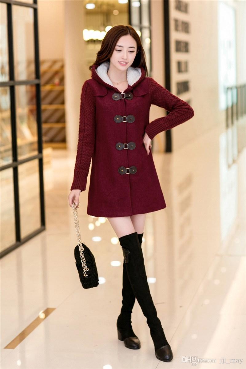 Most Popular Women'S Winter Coat Fur Coats For Women New Style ...