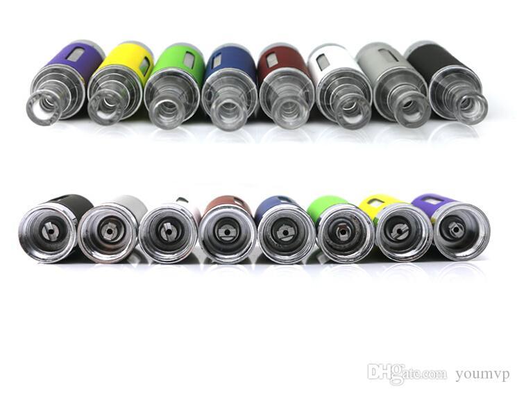 MT3 EVOD ATOMIZER EGO CARTOMIZADOR BCC ECVV ELECTRÓNICO CIGARRILLO MATE CON EGO-T EGO-W TWIST BATTERY Varios colores