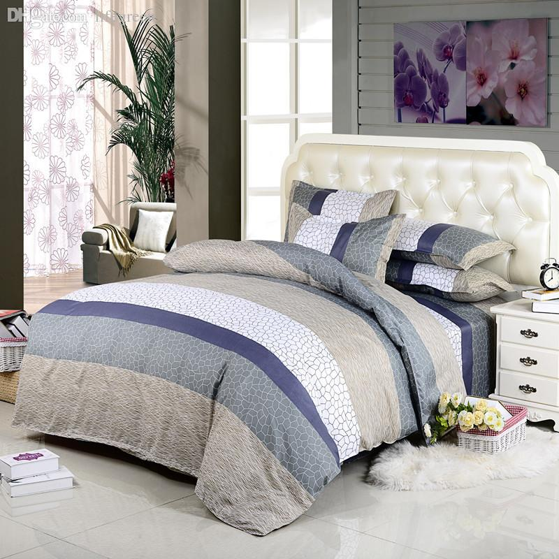 WholesaleDesigner Bedding Sets Sheets Channel Bedding Queen Comforter Set Bohemian Bedding Bedroom Set Matress Summer Style Designer New Designer Bedroom Sets
