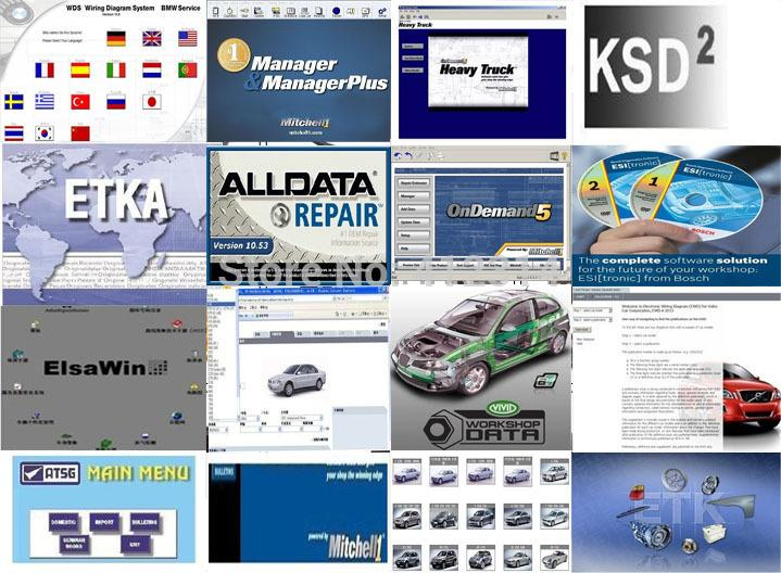 Wholesale new best 2015 auto repair software alldata 1053 2015 auto repair software alldata 1053mitchell ondemandelsa 41 atsg transmission repair 47 in 1000gb hard disk sciox Image collections