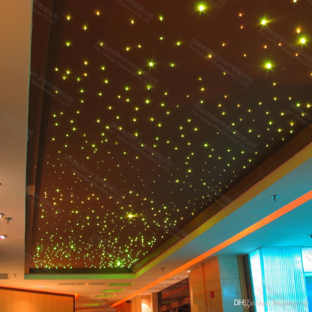 2018 7w led starry sky star ceiling optic fiber light for home