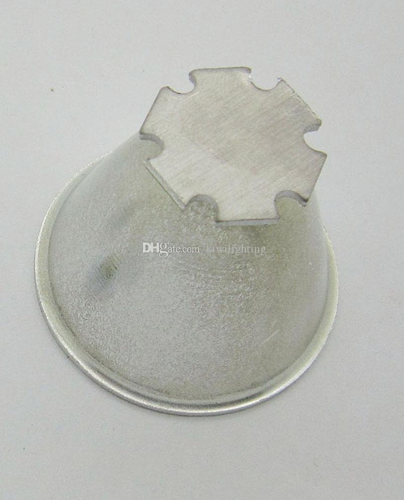 5 - 10 stopni LED Reflektor Aluminium do CREE XR-E Q5 / XM-L / XM-L2 T6 C8 Latarka LED DIY