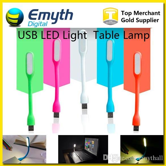 Xiaomi USB Lighting USB Port LED light Table Lamp Mini USB LED light use for computer power bank USB port flexible and convenient
