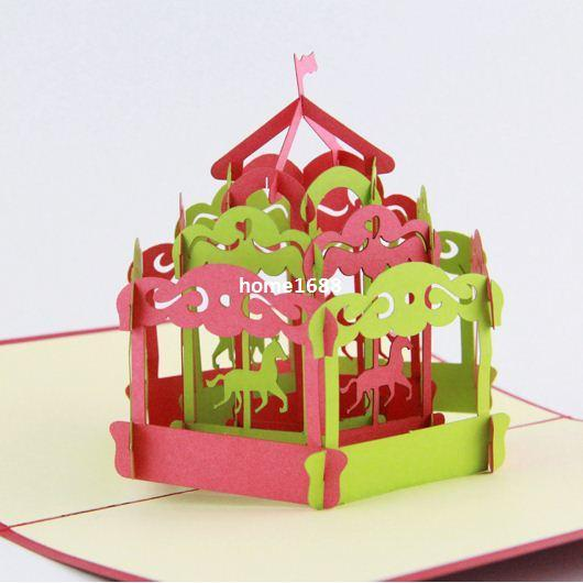Origamic architecture, pop-up cards books, oa.