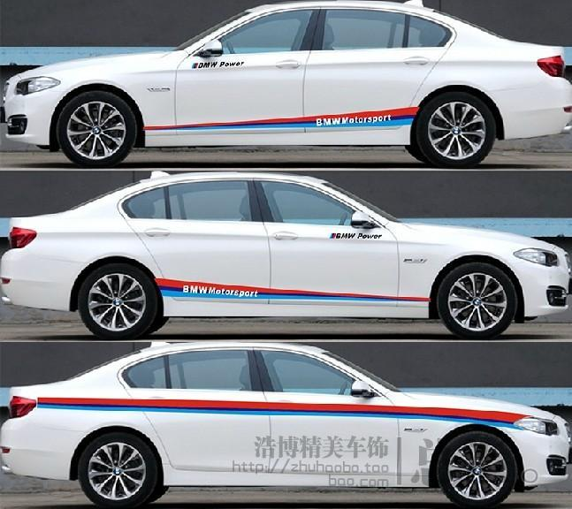 Bmw  Series  Series M System Xxx Personalized Car Stickers - Personalised car bmw x3 decals