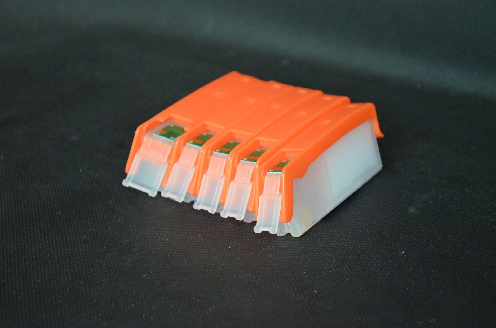 ПГИ-750XL Кинк-751XL refillable патрон чернил для канона PIXMA IP7270/MG6370/MG5470/MX727/MX927/MG7170/ MG5570 с Arc чип