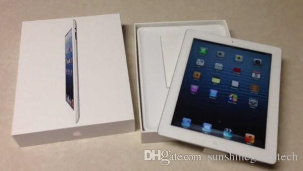 iPad 4 Refurbished like new 100% Original Apple iPad 4 16GB 32GB 64GB Wifi iPad4 Tablet PC 9.7 inch China Wholesale DHL