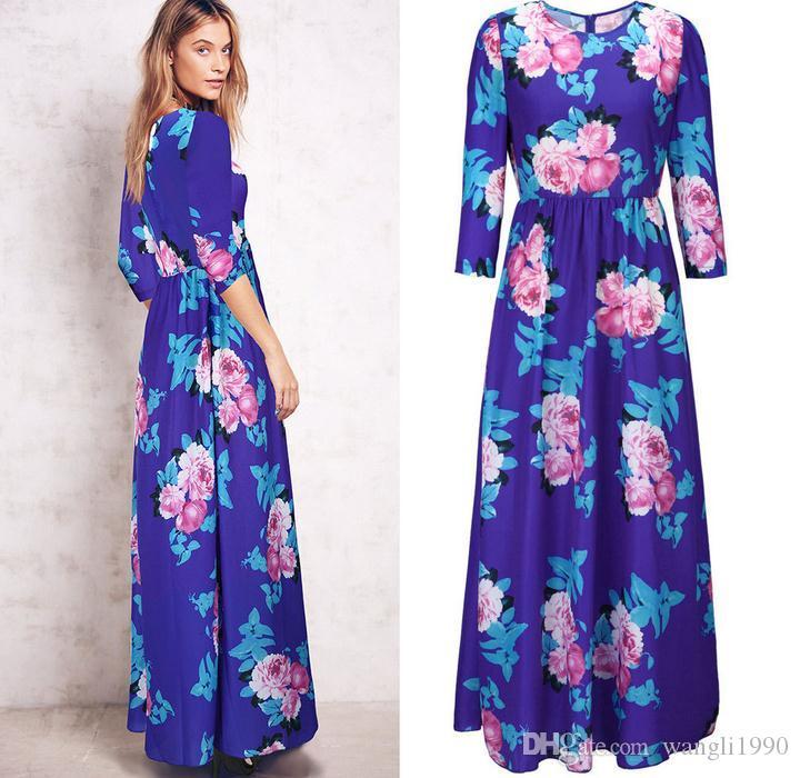 642bc69dc6f Turmec » long sleeve beach dresses for women long maxi