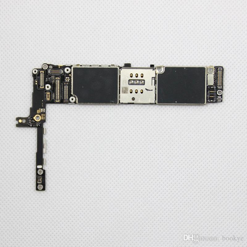 For iPhone 6S Plus 5.5inch Motherboard 16GB 64GB Full Chips Original IOS Unlocked Mainboard Without Touch ID Official Logic Board