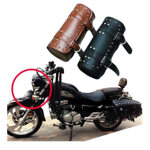 Motorcycle Tool Bag >> New Black Prince S Car Motorcycle Saddle Bags Cruiser Tool Bag