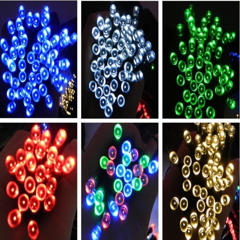 Portable Christmas Lights.Christmas Decorations Led String Light 10m 100 Led Light Portable Waterproof Outdoor Decoration Light Christmas Light Star String Lights Patio Light
