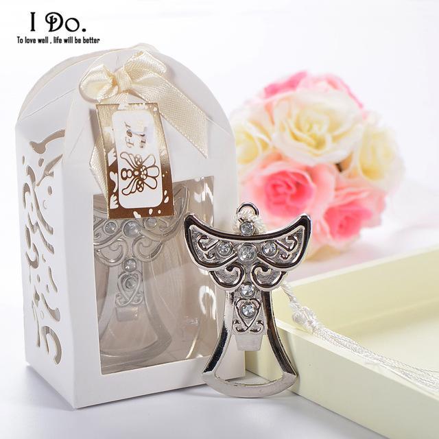 Wholesale Angel Bottle Opener Wedding Favors And Gifts Wedding Gifts
