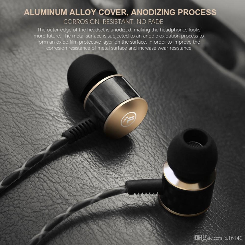 Fshang E 830s Hifi Wired Headset In Ear Earphone Super Bass ...