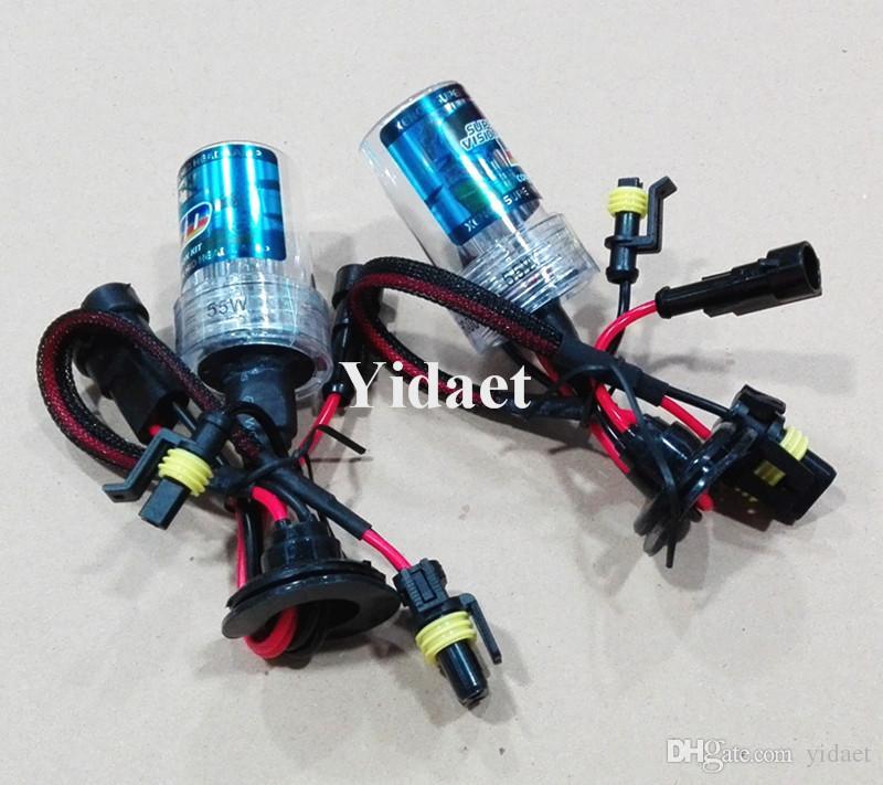 أفضل الأسعار 55W HID لمبة واحدة عالية الجودة استبدال المصباح