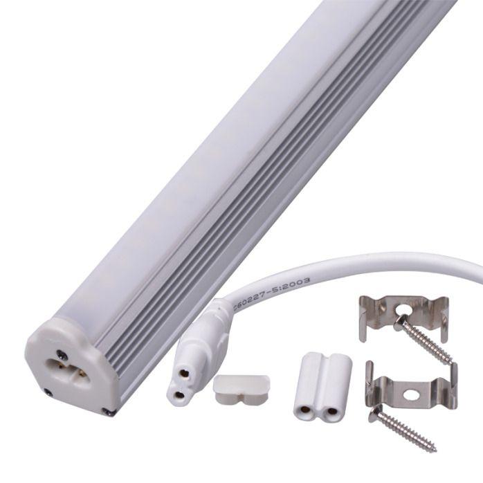 led tube t5 60cm 9w 2ft led tube t5 3pin led tube t5 light 800lm led fluorescent tube lamp Hot selling