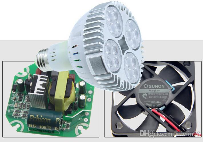 illuminazione commerciale PAR30 OSRAM E27 40W Spotlight Spot lampada lampadina PAR 30 illuminazione interna AC85 ~ 265V CE ROHS ad alta potenza