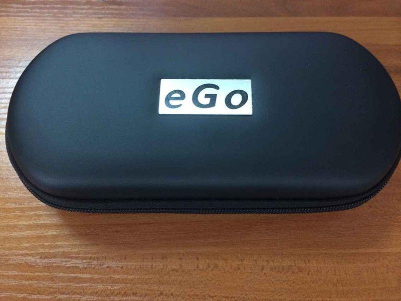 Large/Medium/small 7 Size EGo Zipper Leather Case Pouch W/ Mesh Pockets For Electronic Cigarett/E-Cig Ego Vapor Pen Case Colorful DHL