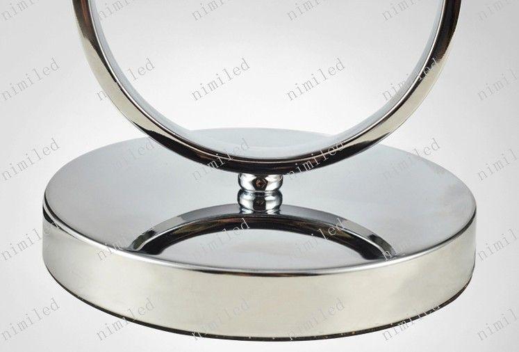 nimi537 K9 Crystal Table Lamp Living Room Desk Light Bedroom Bedside Hotel Study Lighting Platform Modern Fashion Personality