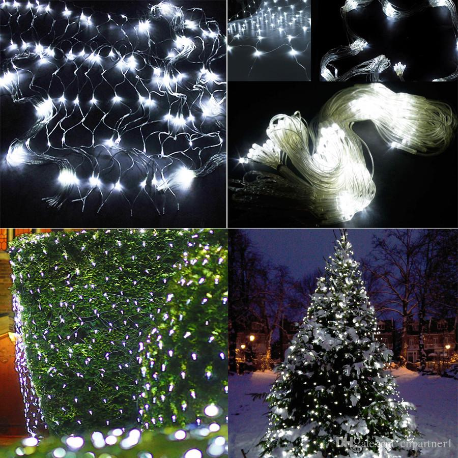 2x3m 1515m 22m christmas garlands led string christmas net lights fairy xmas party garden wedding decoration curtain lights light string vintage string