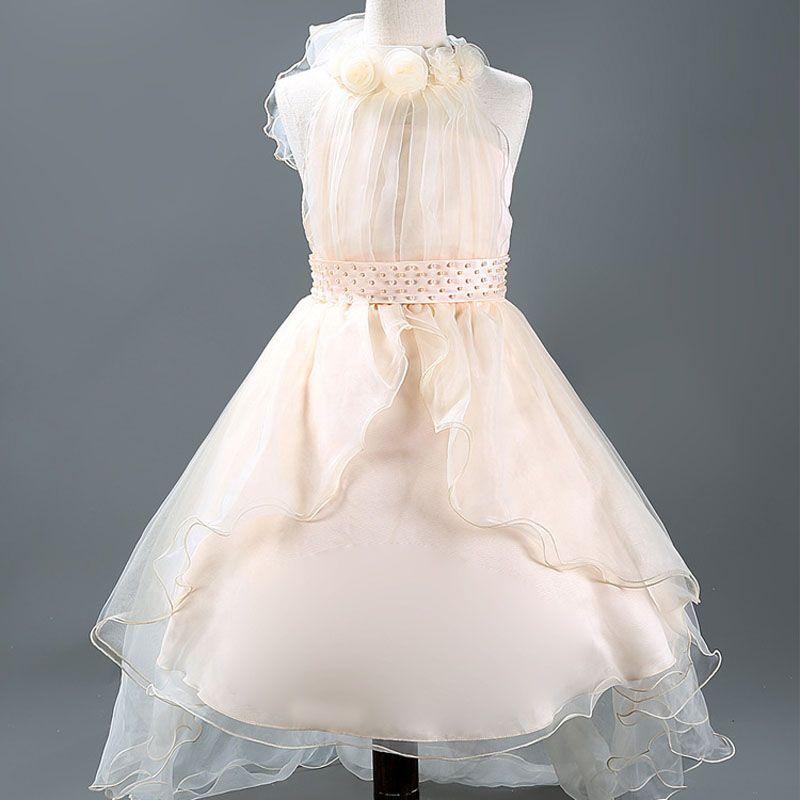 Vestidos de princesa de rendas menina vestido de paillette de Natal de casamento 15 Design de crianças pageant vestido de baile grande vestido sem mangas de Bow Sweetgirl B001