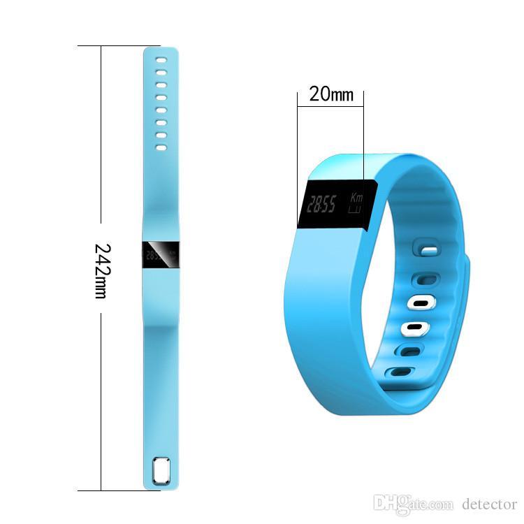 Smart Wristbands TW64 bluetooth fitness activity tracker smartband wristband pulsera wristband watch not fitbit flex fit bit