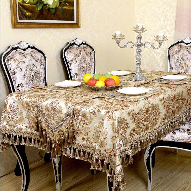 cheap european luxury jacquard table cloth tablecloth table flag round table mat cloth table cloth tablecloth from sergeyliu dhgatecom