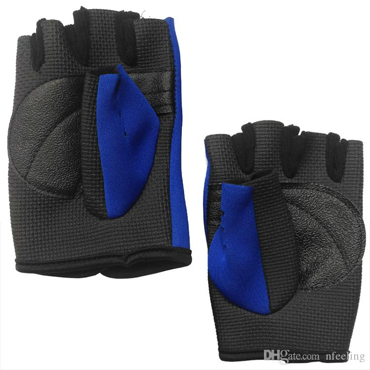 Gloves Rider Protection Protection Non-slip Gymnastics Protection Dumbbells Protect the Palm of Your hand Climbing Sports protective gear No