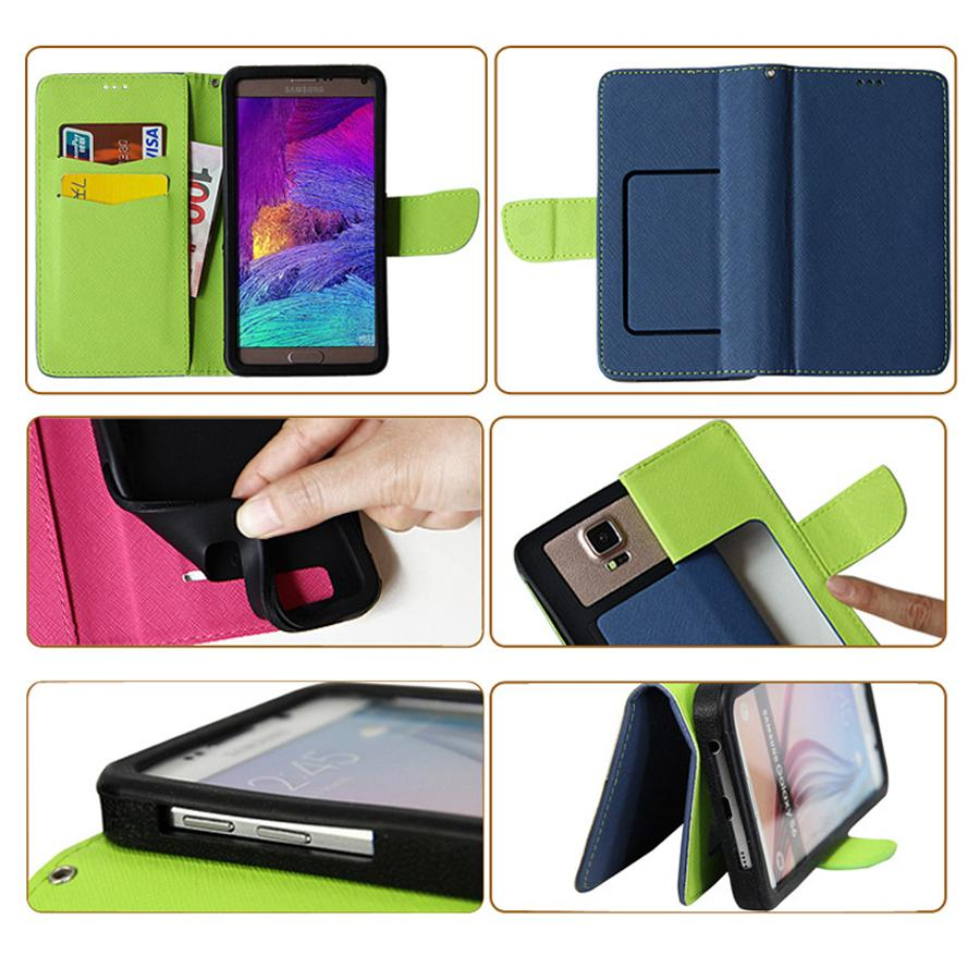 "Phone Case Universal Wallet Leather Case 4/5/6"" Silicone Cover With Card slots Stand Phone Cases For iPhone XS MAX Samsung S10"